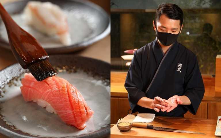 品味時令  日式無菜單料理