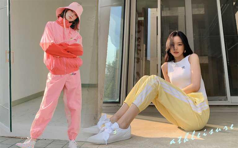 韓星最愛運動時尚,今年必備這3點「線條、成套穿、長筒襪」