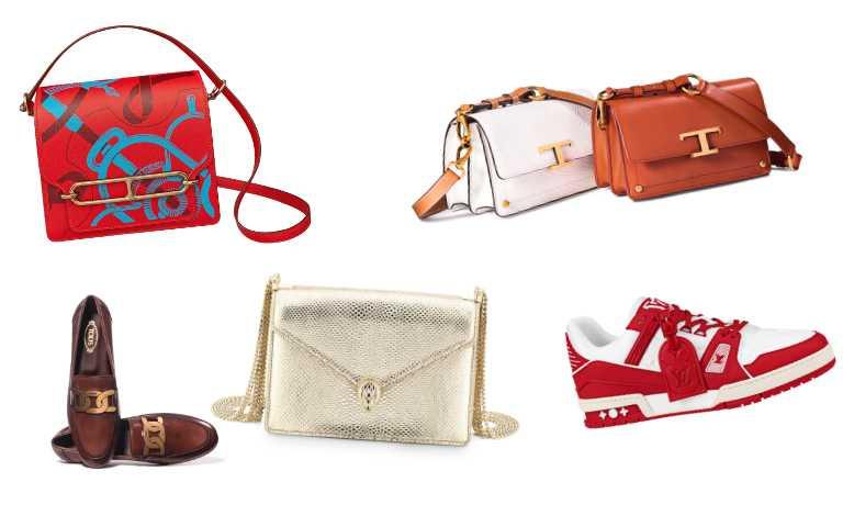 紅衣老公公拜託了!LV I (RED)運動鞋、寶格麗Serpenti Forever、TOD'S T Timeless手袋...各種私心絕對的禮物願望清單更新中