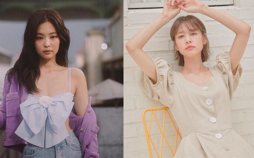 韓國最新熱門整形範本Jennie 手把手教你畫人間香奈兒最愛的「高級橘眼影」