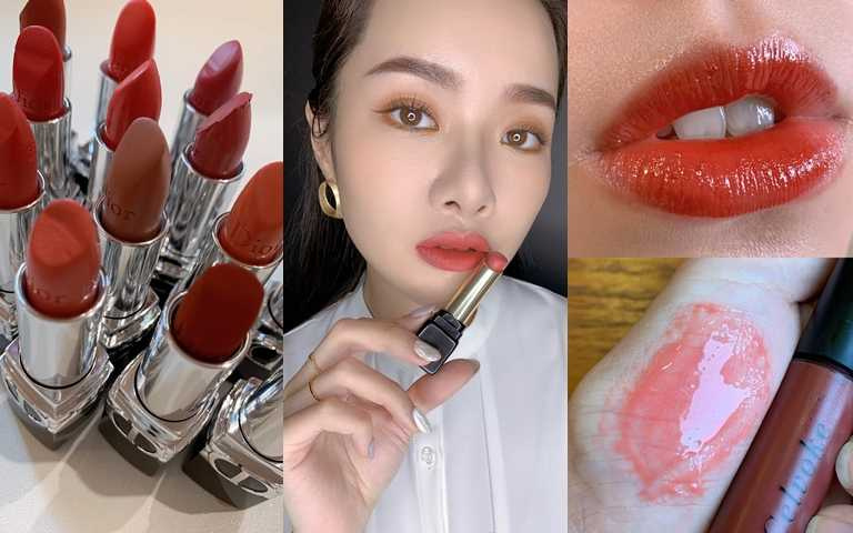 這唇色太美~嬌蘭、Dior、Celvoke、PAUL&JOE、ETVOS 2021唇彩新品都有必搶色號等妳收!!