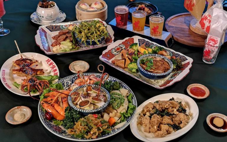 台台聯手!台菜餐廳出招 邀埔里酒廠、日式酒吧聯手打造年輕新台味