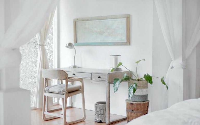 準備舒適渡夏!將房間改造成夏季規格的6個方法