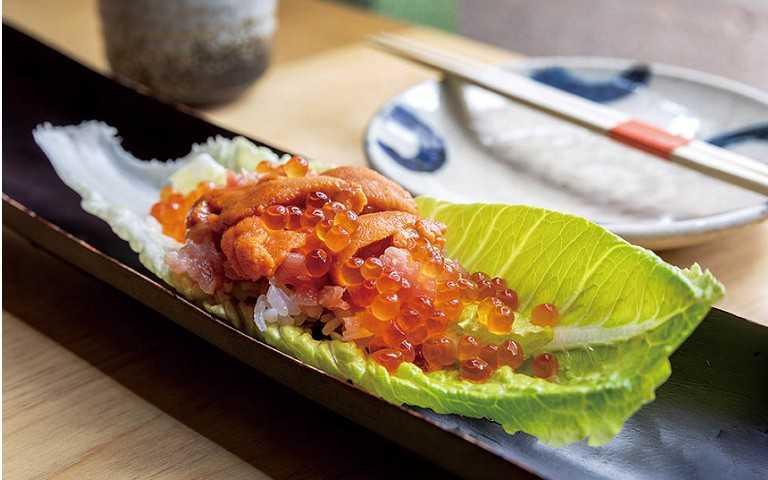 千元板前宴4/米匠 雙品壽司再升級