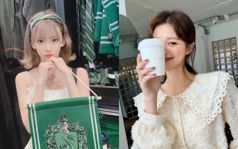 韓國初春時尚關鍵字─初戀髮&復古大翻領 歐膩們都在討論的新風格!