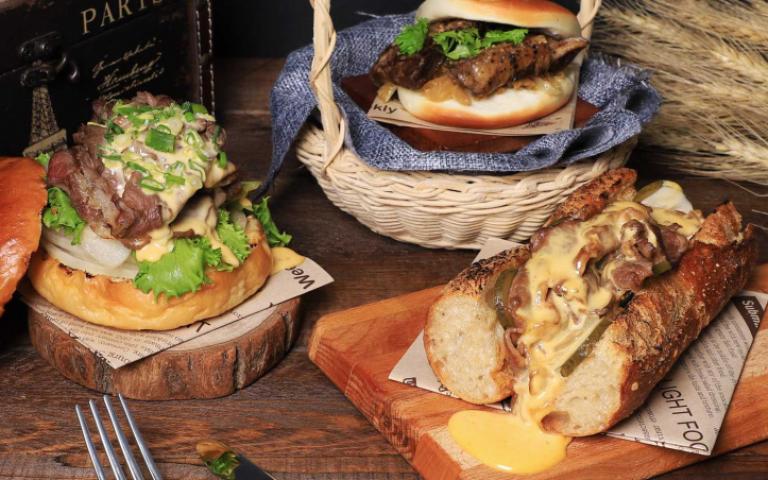 衝台南吃漢堡 快閃3天「府城漢堡節」加映啤酒大胃王比賽