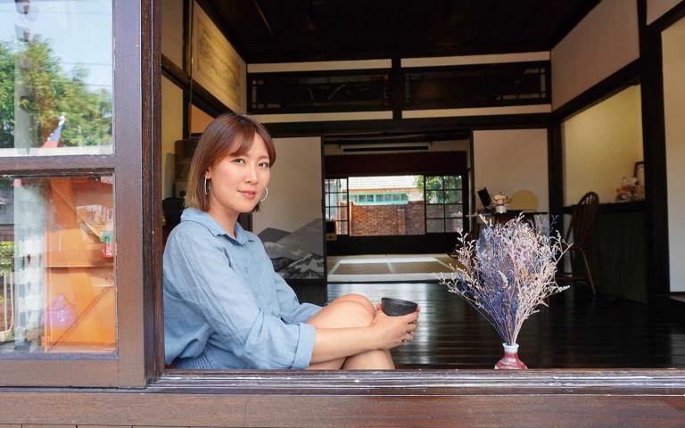 李懿 攜母帶子迺全台 跨界旅遊YouTuber