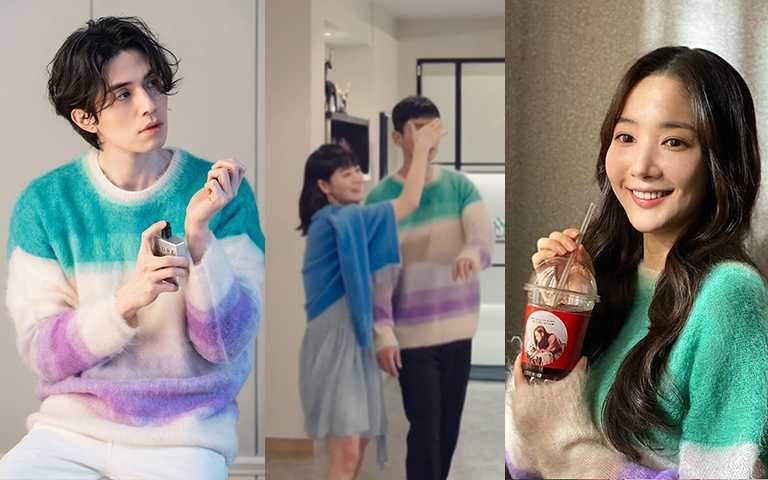 朱智勳、朴敏英、李棟旭、成勛撞衫也要穿,這件毛衣到底多神?
