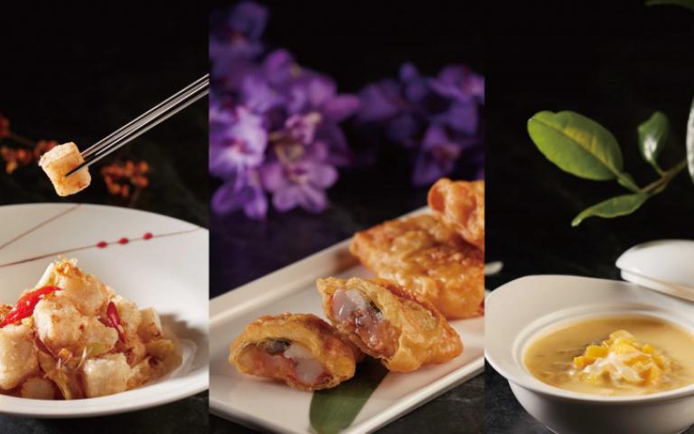 米其林推薦餐廳推「點」到飽活動 一次嘗盡主廚真功夫料理