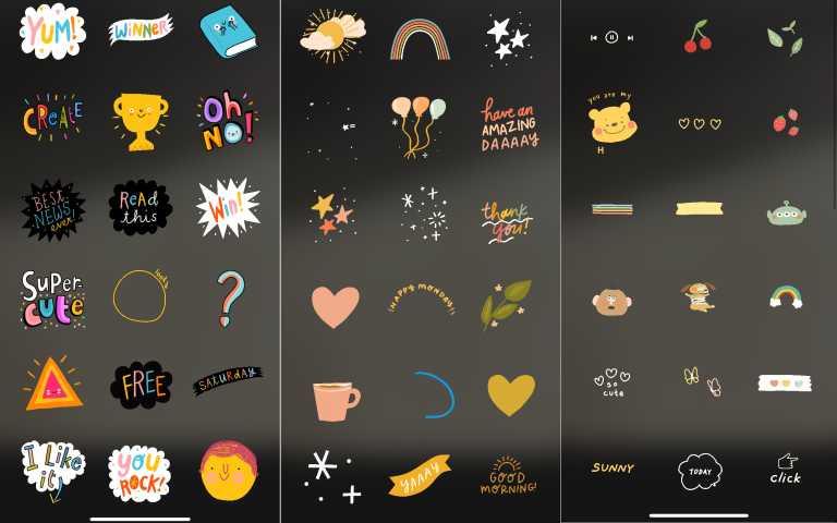 IG限時動態GIF關鍵字懶人包!精選20大推薦讓你的STORY更可愛!