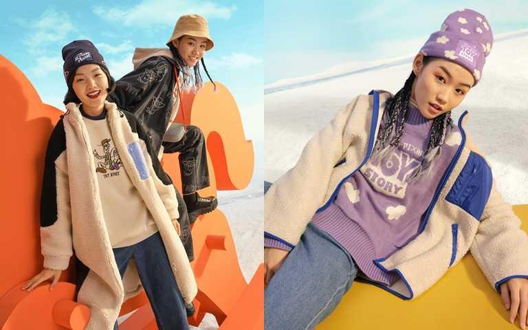 胡迪丹寧夾克、REX針織衫太可愛了!H&M打造玩具總動員天堂,創意配色&圖案為冬季時尚再添打卡話題!