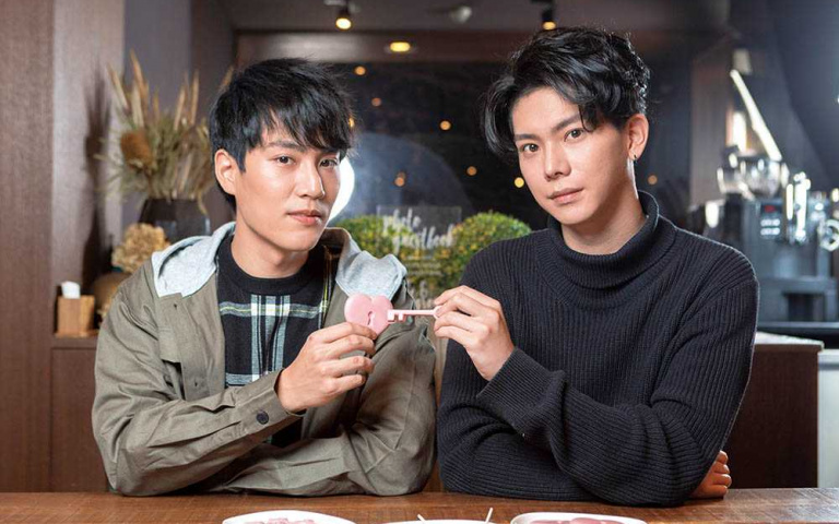 娛樂TeaTime/甜蜜手作巧克力 林子閎開撩 激活慢熱楊宇騰