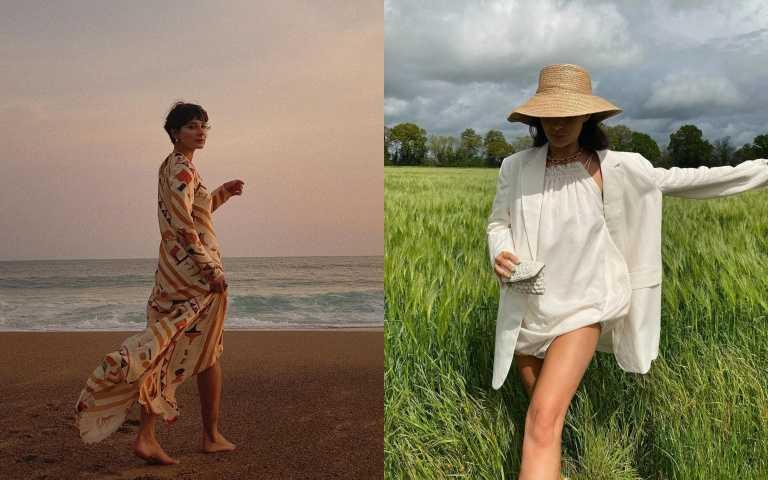 穿搭前段班:時尚小白也能無痛變時髦!跟著IG潮人示範打造迷人海島假期