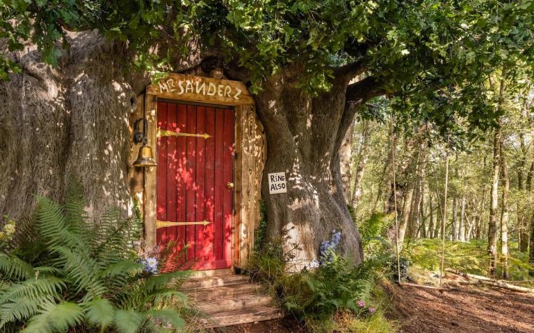 來自迪士尼的Airbnb套房,讓你身陷兒時童話之中,以「小熊維尼」為題當然住爆啊~