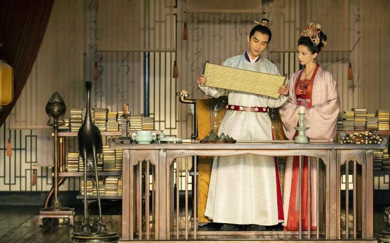 《瑯琊榜》王凱睽違5年演古裝 《清平樂》明開播
