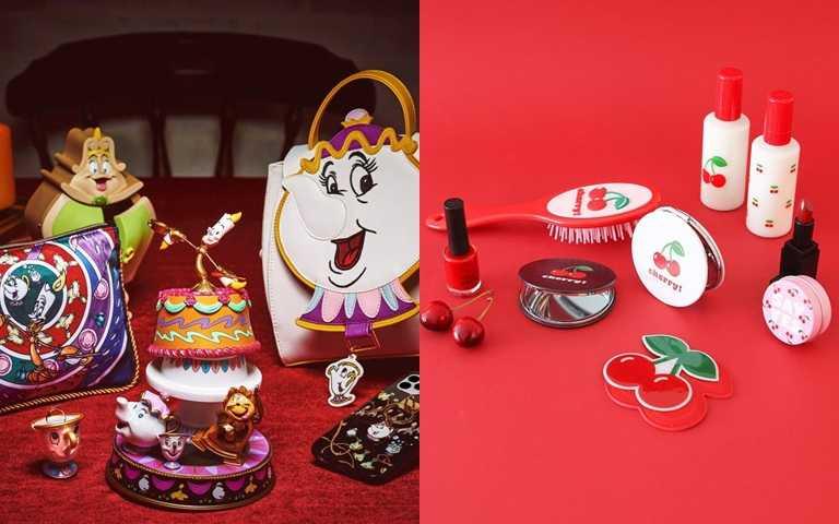 可愛地令人淪陷!日本迪士尼、韓國DAISO全新生活雜貨讓少女無法招架!