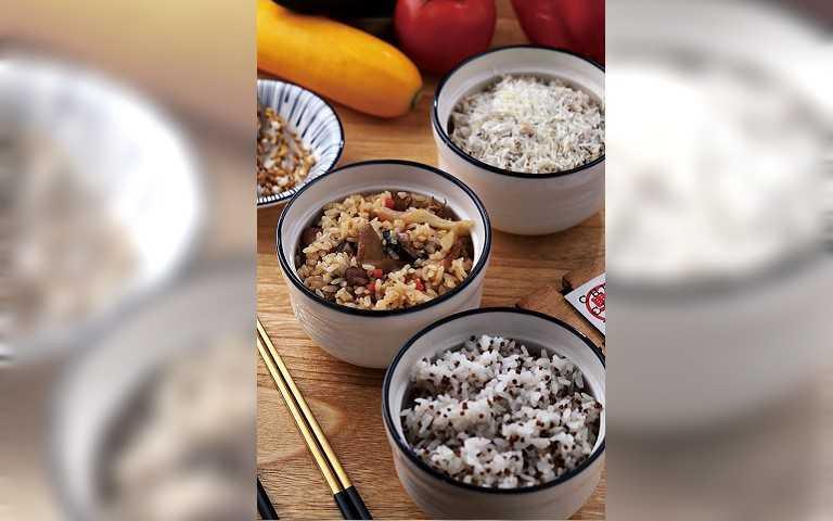 多變米食4/炊炊豐.米食專門店 日式炊飯多樣化