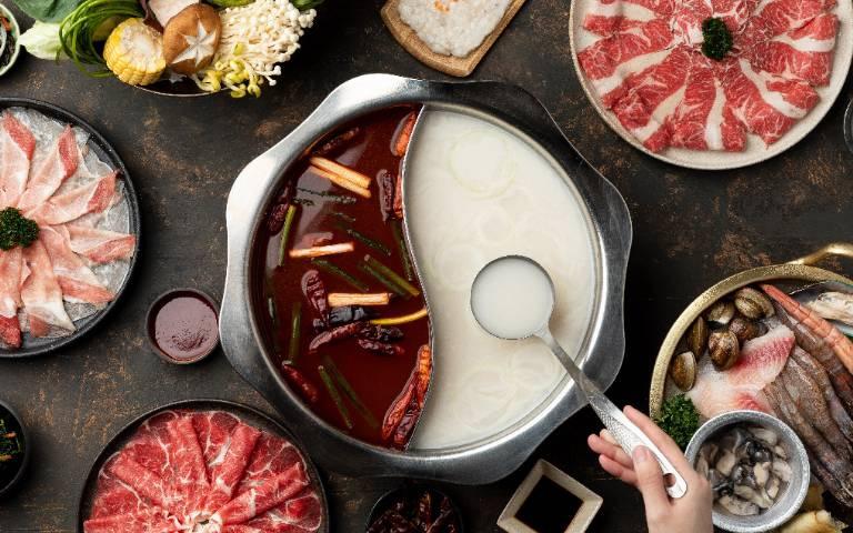 道地「韓式鍋物」登場!「釜山宗家」大醬湯、雪牛湯超銷魂,還有超韓自助吧吃到飽!