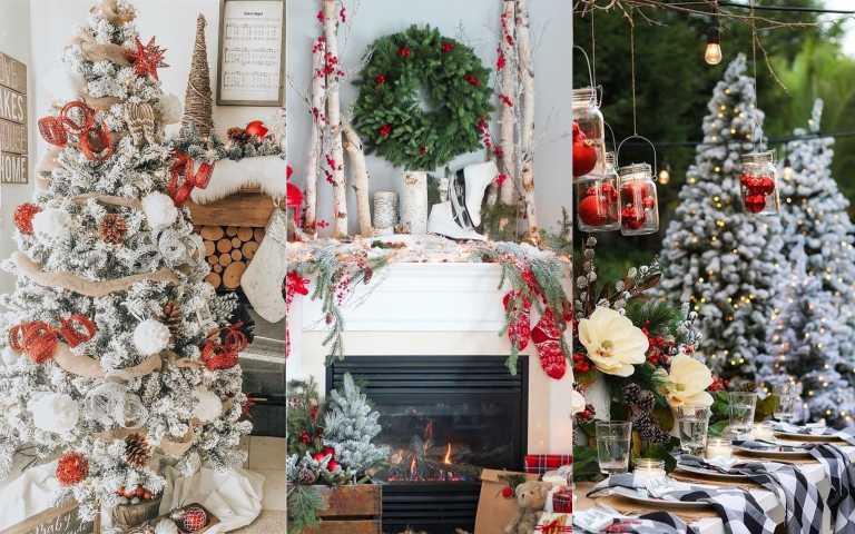 今年我想來點浪漫聖誕節!歐美感滿分聖誕樹裝點攻略