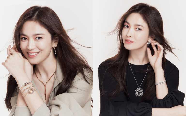 Chaumet首位亞洲大使-宋慧喬完美詮釋珠寶精神,高雅女王風範再掀話題