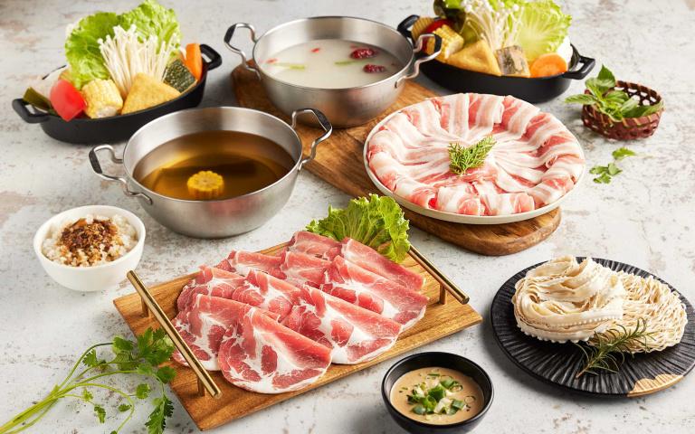 現省近200元!肉多多歡慶新店開幕 套餐「免費升等」成雲林粉紅豬