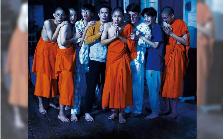 《淒厲人僧》大玩台灣流行語 泰國鮮肉扮和尚淒厲搞笑