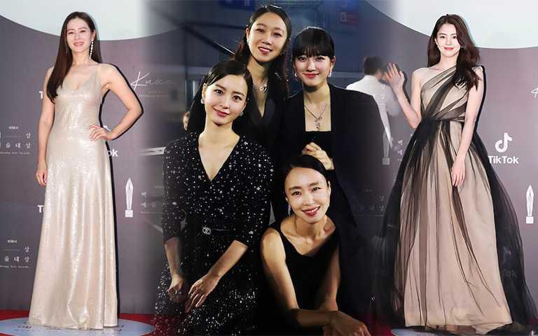 「2020百想藝術大賞」除了藝珍玄彬情侶裝,還有眾女星的超高衣品