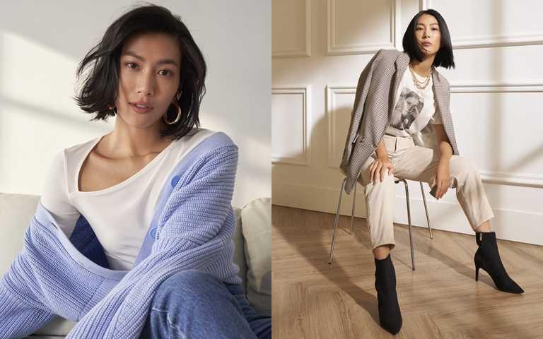 台灣最有影響力的時尚KOL莫莉 穿出「不設限」時尚攜手H&M走向國際