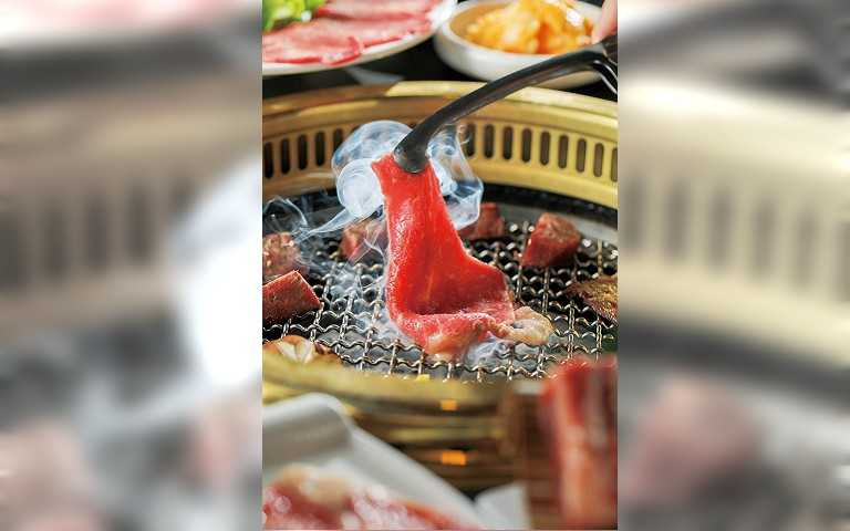 寵毛孩嘗美食3/肉肉燒肉 絕品燒肉飄香