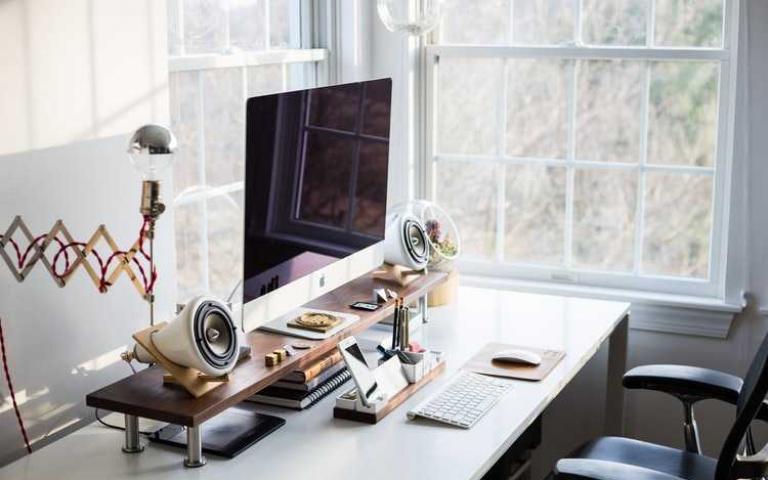 習慣就能出賣個性!從辦公桌讀懂同事性格