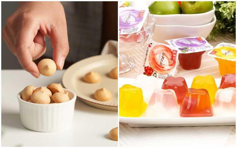 減肥嘴饞免煩惱!激推5款「低熱量零食」,低卡、飽足安心吃!
