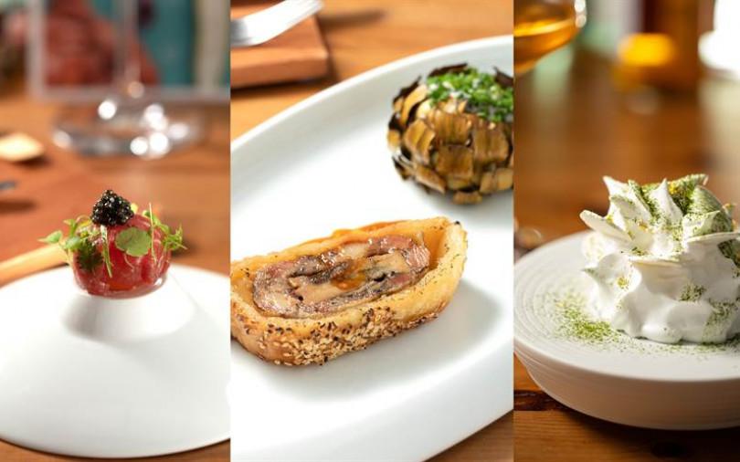 【吃新鮮】 2019 台北米其林月 25 間米其林餐廳你訂到沒? 8 月限定超超值美饌