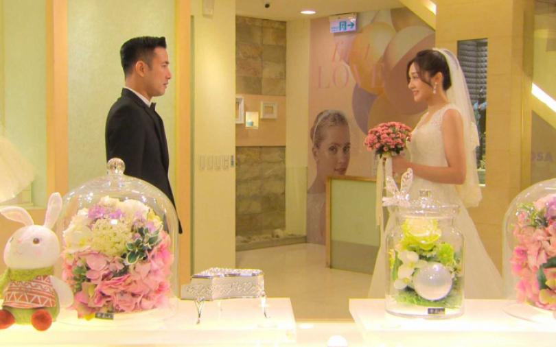 邱子芯愛霸道總裁傅子純 放話35歲結婚