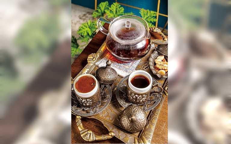 【中東魔幻食趣5】登陸土星土耳其咖啡 壺萃咖啡雙絕