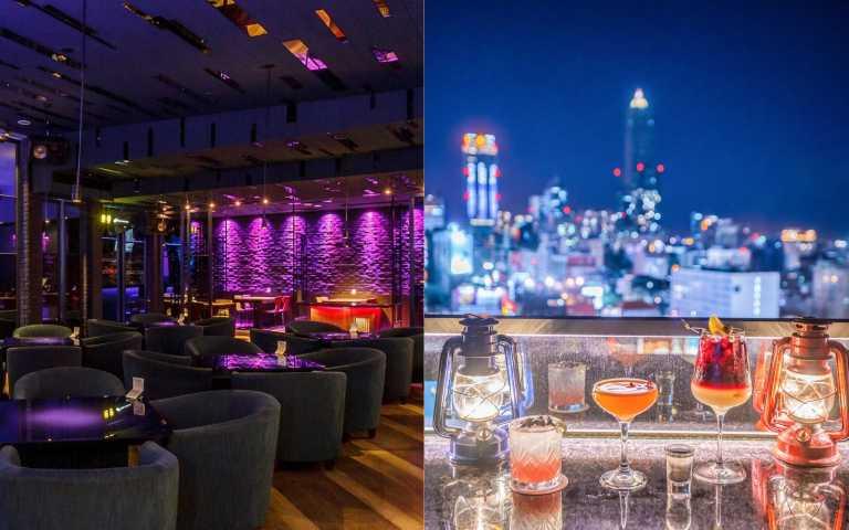 這真的不是曼谷!港都夜生活,精選4間高雄高空酒吧