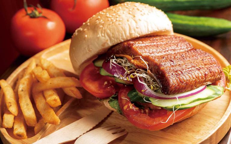 翻玩漢堡5/H.T.Burger 穆斯林安心嘗