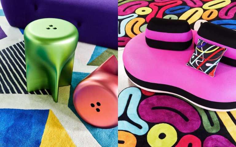 不可錯過的精品傢俱品牌Roche Bobois,古典融合現代設計,打造夢幻生活