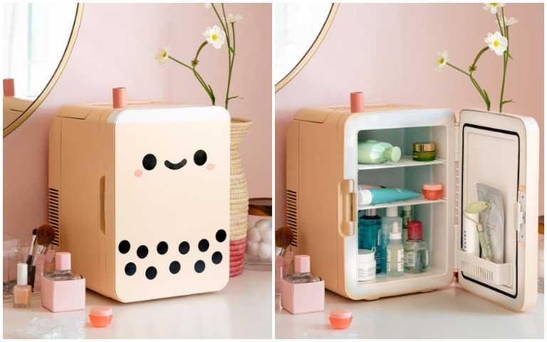100%零卡路里!超可愛珍奶寶寶周邊,迷你冰箱、殺菌機、香薰機,根本是珍奶控的天堂!
