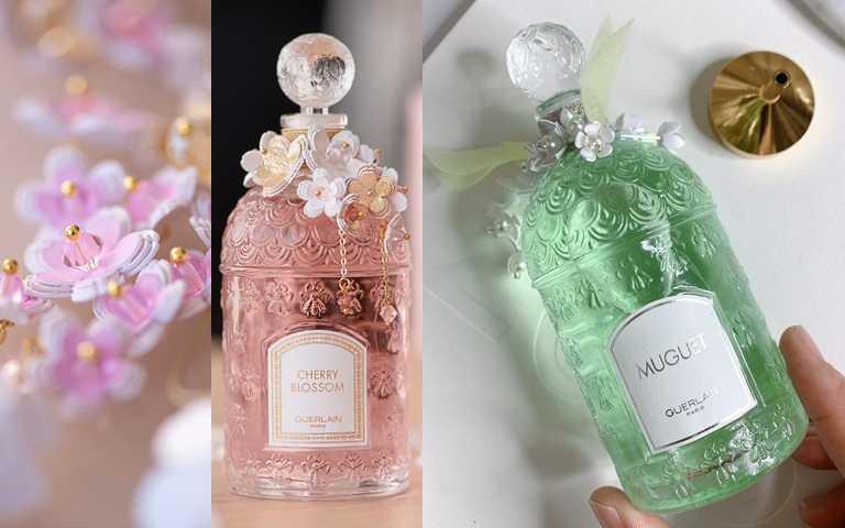 根本是仙女等級的爆美香水!VIP瘋狂搶訂的嬌蘭極限量蜂印瓶,全台僅剩10組只在官網還能買得到!!