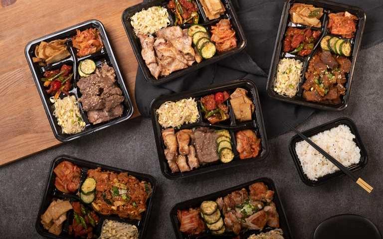 外帶只要5折!韓式燒肉名店推6款餐盒 辣燉和牛、醬甕牛小排都吃得到