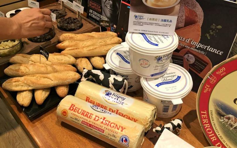 【吃新鮮】學名廚做高貴不貴純法早午餐  法國食材零食20品牌這樣買