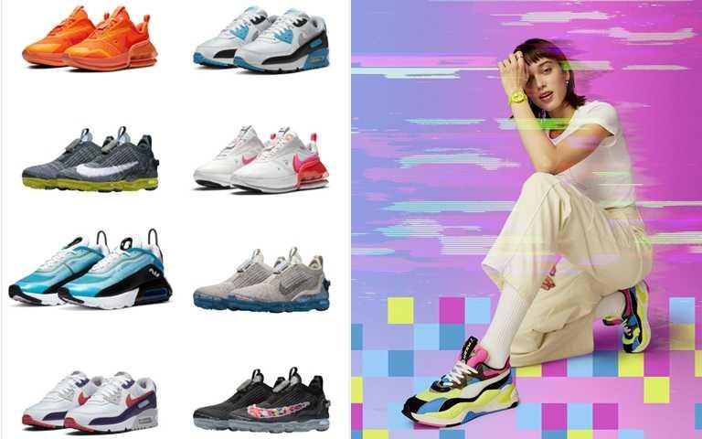 夏日球鞋首選繽紛配色!多款經典鞋款創新設計再推新高!
