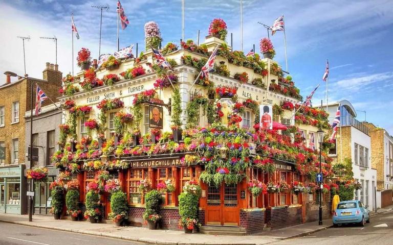 花店、酒吧傻傻分不清?盤點全球最美十間酒吧 喝一喝旁邊出現白雪公主也不意外(下)