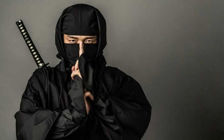 2月22日 竟然是「忍者日」!極中二的節日超適合擁有童心的人!