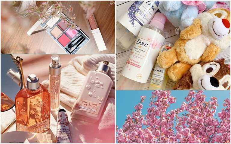 櫻花季還沒過~~超浪漫櫻花彩盤、幸福的櫻花香洗髮精沐浴乳、還有爆可愛的迪士尼櫻花娃娃禮盒,每樣都太生火太好買!!