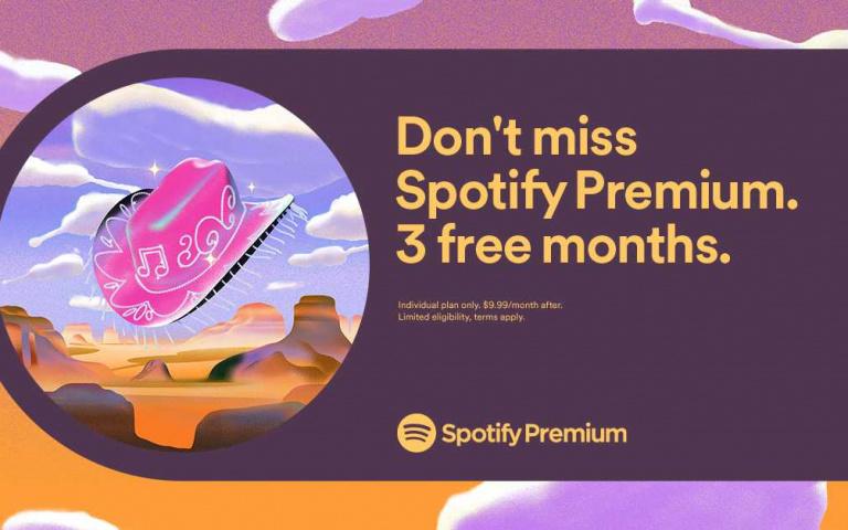 Spotify Premium 為免費用戶及首次使用的用戶推出全新優惠!