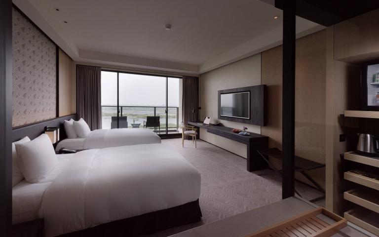 放大五倍券4/飯店指定房型買1晚送1晚 臺南購物節再抽輕豪宅