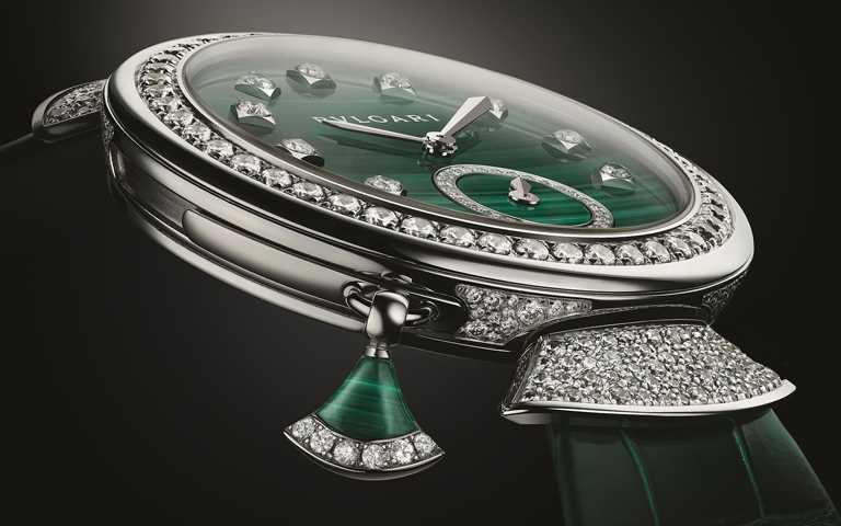 典藏雋永頂級珠寶時計!寶格麗「Divas' Dream」腕錶2020全新力作 展現時間珠寶商的極致魅力