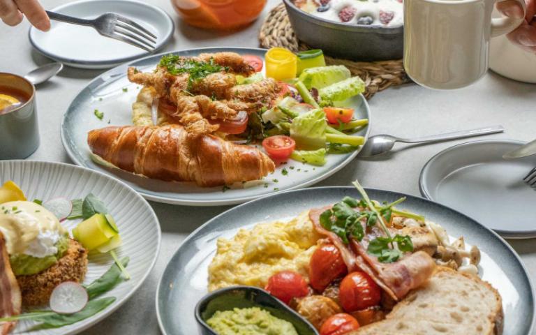 冬季天氣冷颼颼 就用美味的早午餐叫你起床吧!
