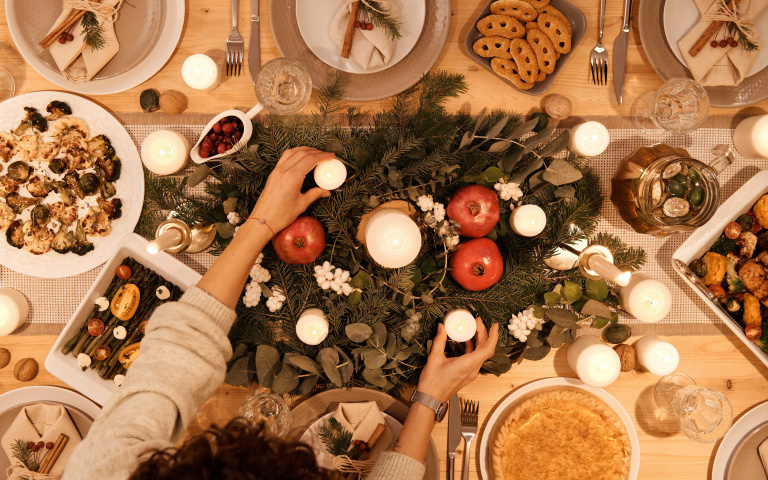 聖誕火雞餐只要50元起!IKEA推出限時餐點應景 全新「榛果巧克力霜淇淋」首度登場